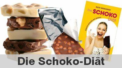 Die Schoko-Diät von Ruth Moschner - kann sie funktionieren