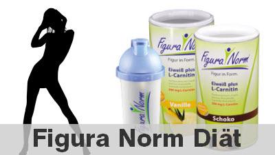 figura norm eiweiß shake diät zum abnehmen
