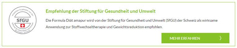 Stiftung für Gesundheit und Umwelt (SfGU)