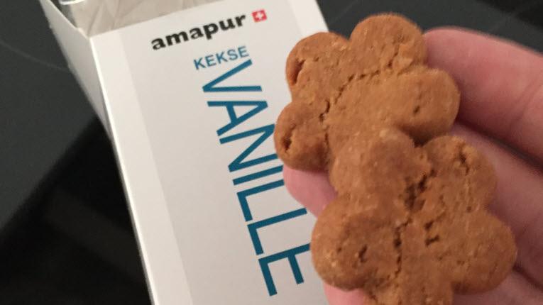 Amapur Erfahrungsbericht wie schmecken die Kekse von amapur