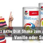 Doppelherz Diät Shake - ein neuer Shake von Doppelherz zum abnehmen kohlenhydrate tabelle