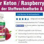 Himbeer Keton - Raspberry Ketone die Diätpille zum abnehmen aus den USA xenical