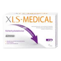 XLS-Medical Kohlenhydrateblocker reduziert die Aufnahme von Kohlenhydraten aus der Nahrung xls-medical