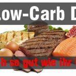 Low Carb Diäten liegen voll im Trend dukan diät