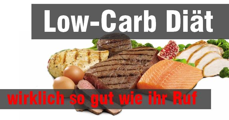 Low Carb Diäten liegen voll im Trend