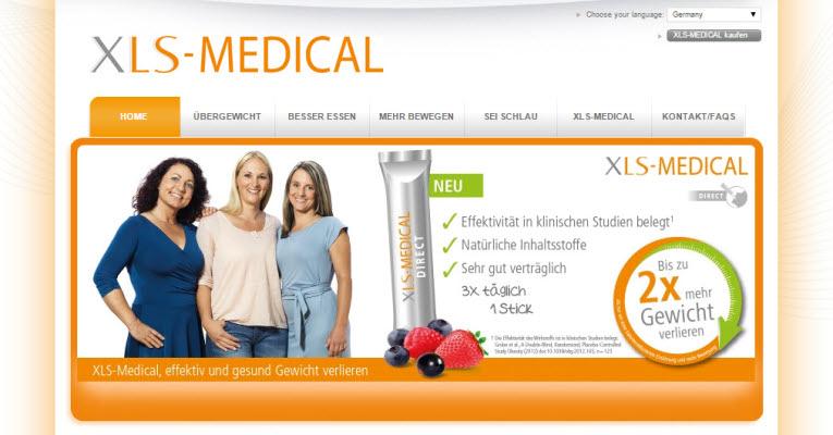 xls-medical zum abnehmen xls-medical