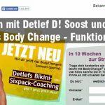 Abnehmen mit Detlef D! Soost und der 10 Weeks Body Change slim-xr