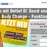 Abnehmen mit Detlef D! Soost und der 10 Weeks Body Change