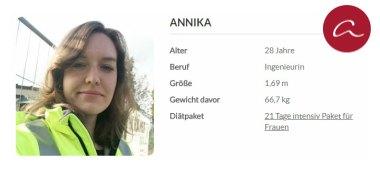 amapur Erfahrungsbericht von Annika amapur testsieger