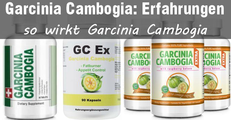 kann man mit Garcinia Cambogia abnehmen