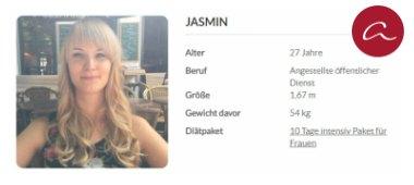 amapur Erfahrungsbericht von Jasmin aus Erfurt amapur testsieger