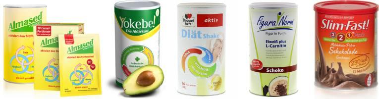 Formula Diäten im Test und Erfahrungsberichte amapur testsieger