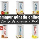 amapur günstig kaufen - der große amapur preisvergleich slim-xr