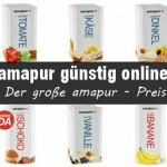 amapur günstig kaufen - der große amapur preisvergleich