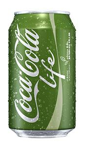 coca cola live mit stevia extrakt coca cola life