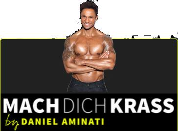 mach dich krass - ein diät und fitnessprogramm von daniel aminati