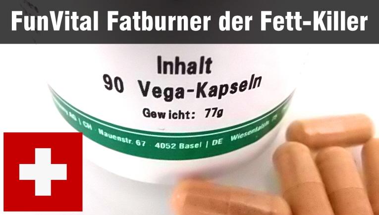 Diätpille-FunVital-Fatburner mit guten Zutaten diätpille funvital fatburner