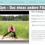 SwitchFit Gym - Online Fitness zum mitmachen almased erfahrungen