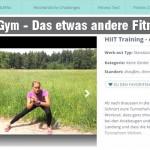 SwitchFit Gym - Online Fitness zum mitmachen