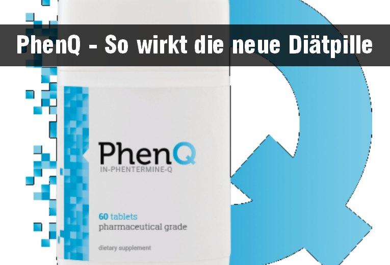 PhenQ Diätpille günstig online bestellen