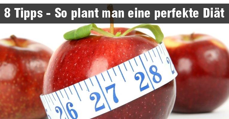 8 tipps wie man eine diät richtig plant diät