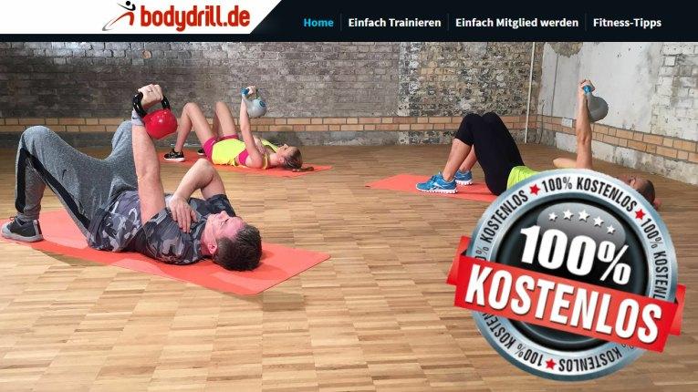 kostenloses Fitnessstudio