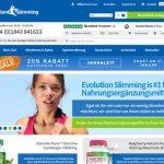 Erfahrungen mit dem Evolution Slimming Onlineshop levare