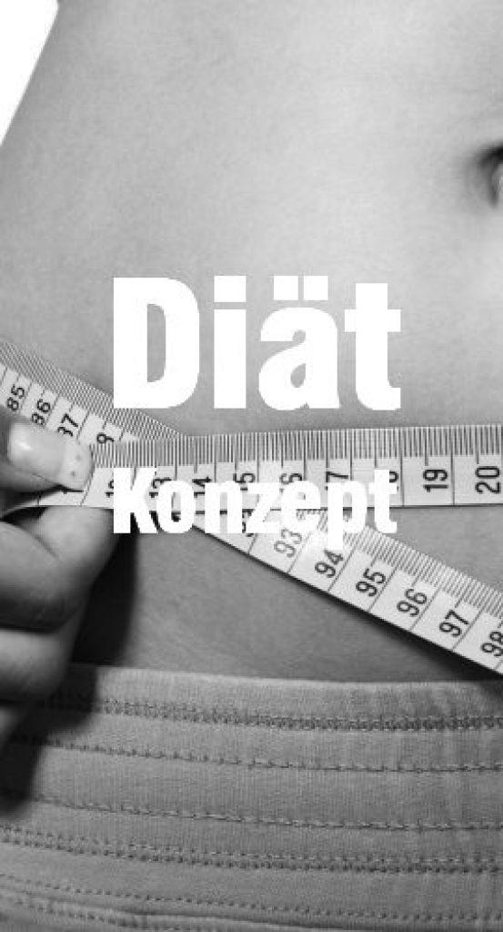 Mit dem richtigen Diätkonzept schneller abnehmen