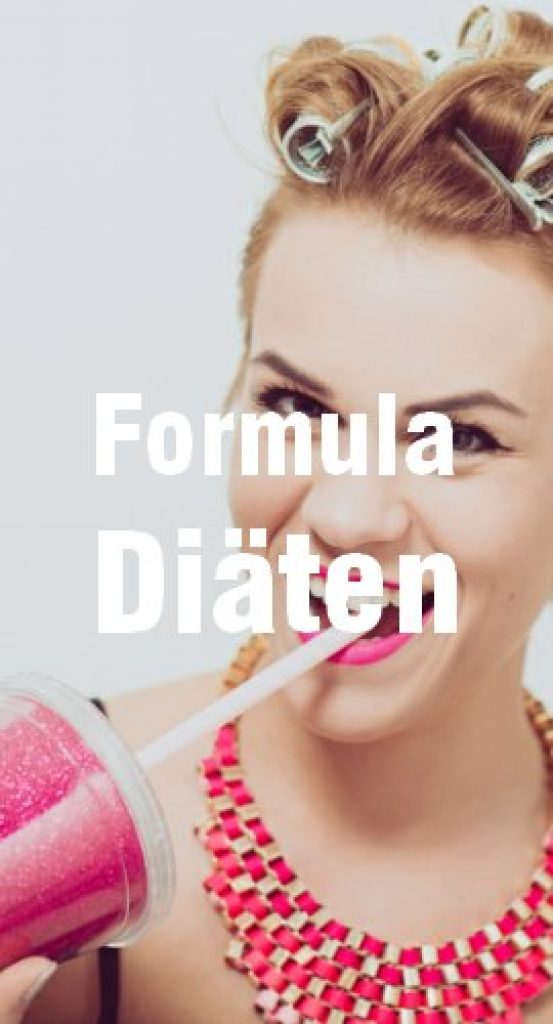 Welcjes ist die beste Formula Diät?