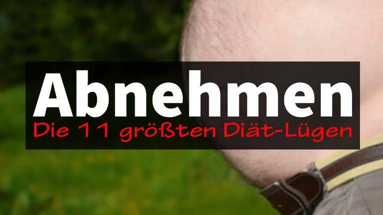So kannst du die 11 größten Diät-Lügen vermeiden
