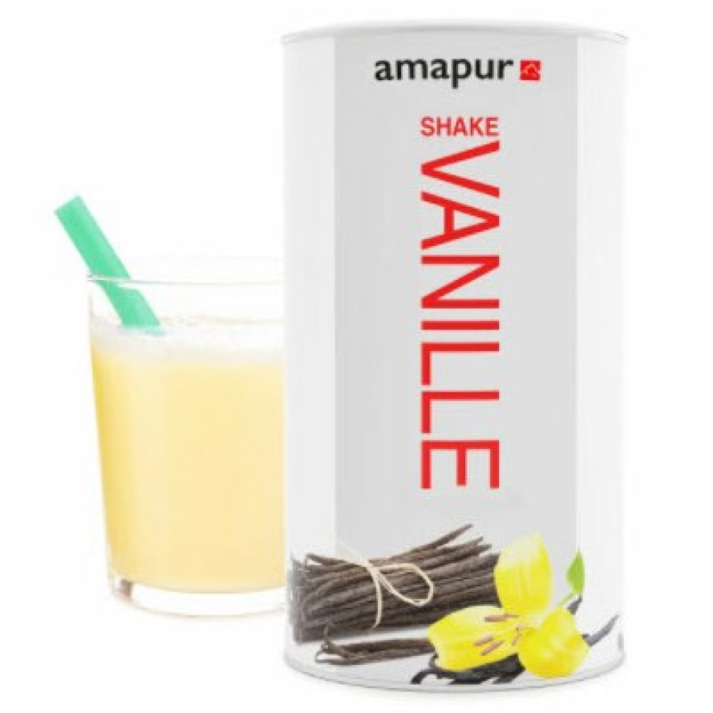 Amapur Diät Shake Vanille
