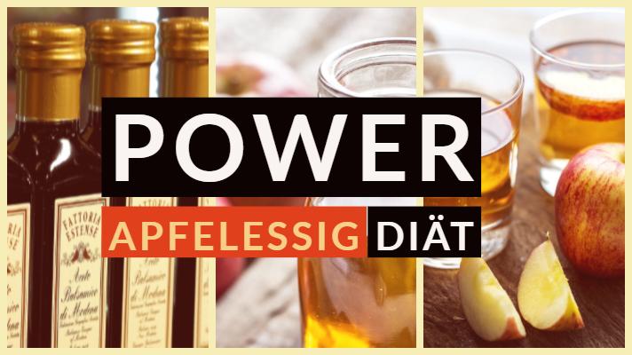 Mit der Apfelessig Diät richtig gut Abnehmen apfelessig diät