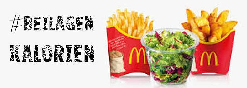 Wie viel Kalorien hat ein Salat von McDonald mcdonalds kalorientabelle